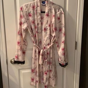 Apt. 9 Intimates Small Silky Robe - Worn Once